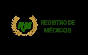 Logo RM Medicos na Barra da Tijuca