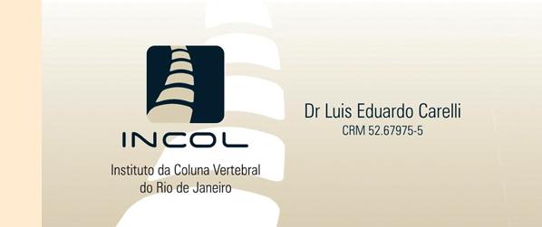 Dr Luis Eduardo Carelli Cirurgia da Coluna em Ipanema