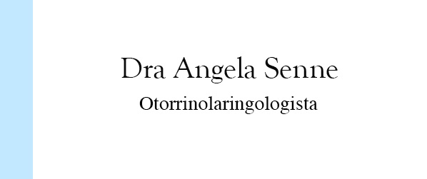 Dra Angela Senne Otorrinolaringologista na Taquara