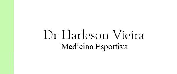 Dr Harleson Vieira Medicina Esportiva em Nova Iguaçu
