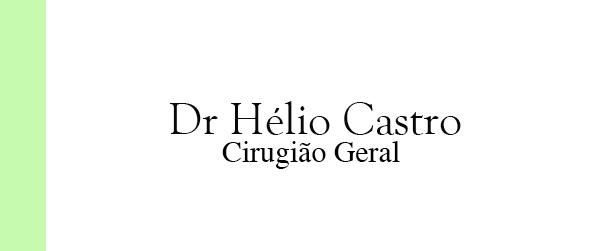 Dr Hélio Castro Cirurgia Geral na Tijuca