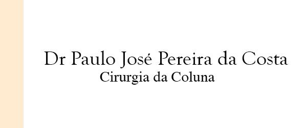 Dr Paulo José Pereira da Costa Cirurgia da Coluna em Campo Grande