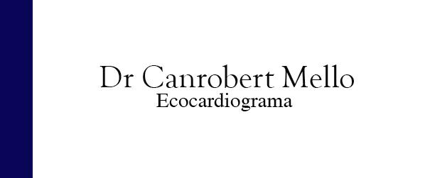 Dr Canrobert Mello Ecocardiograma em Itaipava