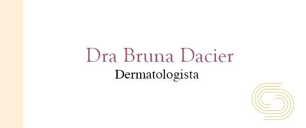 Dra Bruna Dacier Dermatologista na Barra da Tijuca