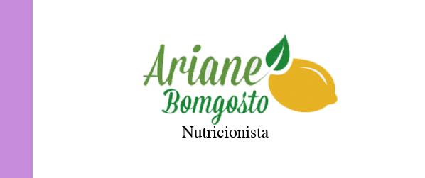 Ariane Bomgosto Nutricionista na Barra da Tijuca