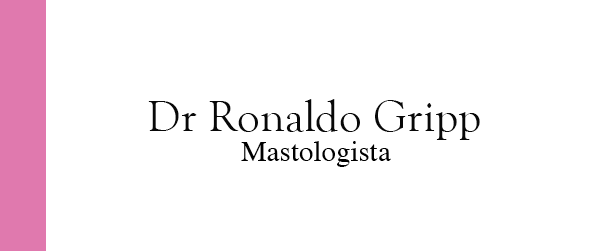 Dr Ronaldo Gripp Mastologista em Vila Isabel