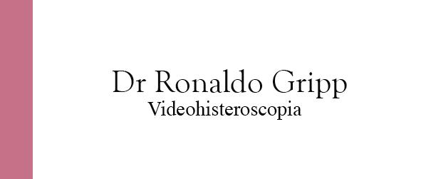 Dr Ronaldo Gripp Videohisteroscopia em Vila Isabel