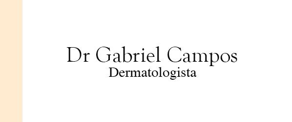 Dr Gabriel Campos Dermatologista na Asa Sul