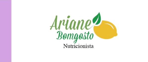 Ariane Bomgosto Nutricionista Infantil em Ipanema