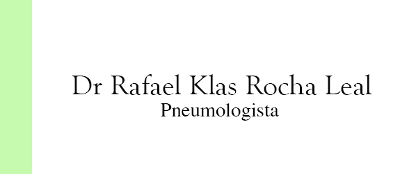 Dr Rafael Klas Rocha Leal Pneumologista no Rio de Janeiro
