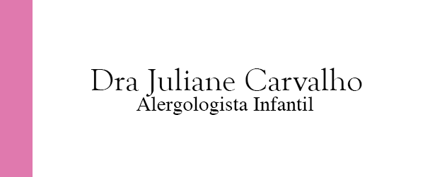 Dra Juliane Carvalho Alergologista Infantil no Leblon