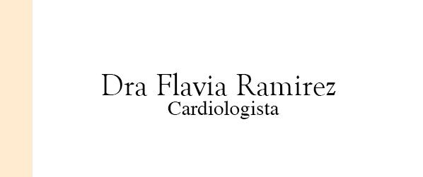 Dra Flavia Ramirez Cardiologia no Leblon