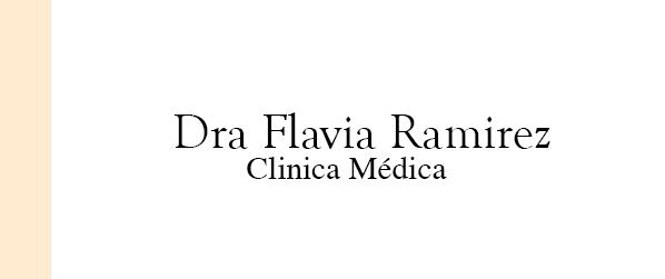 Dra Flavia Ramirez Clínica Médica no Leblon