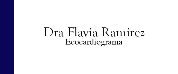 Dra Flavia Ramirez Ecocardiograma no Leblon
