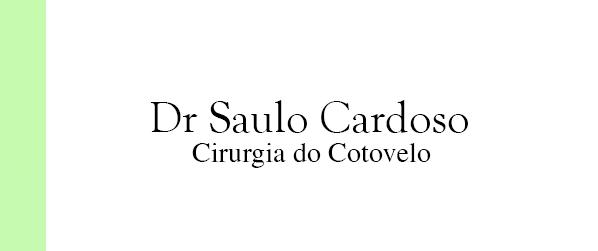 Dr Saulo Cardoso Cirurgia de Cotovelo em Brasilia