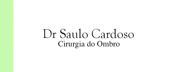 Dr Saulo Cardoso Cirurgia de Ombro em Brasilia