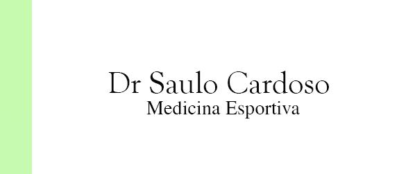 Dr Saulo Cardoso Medicina Esportiva em Brasilia