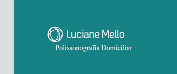 Dra Luciane Mello Polissonografia Domiciliar no Rio de Janeiro