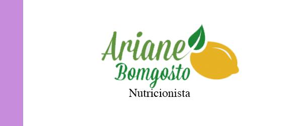 Ariane Bomgosto Nutricionista na Freguesia
