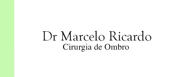 Dr Marcelo Ricardo Cirurgia de Ombro na Barra da Tijuca