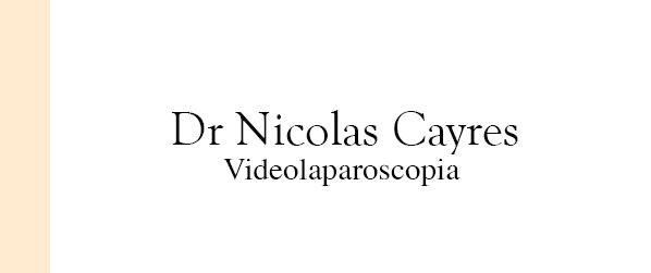 Dr Nicolas Cayres Videolaparoscopia em Brasília