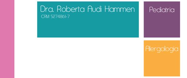 Dra Roberta Audi Alergologia Infantil em Jacarepaguá