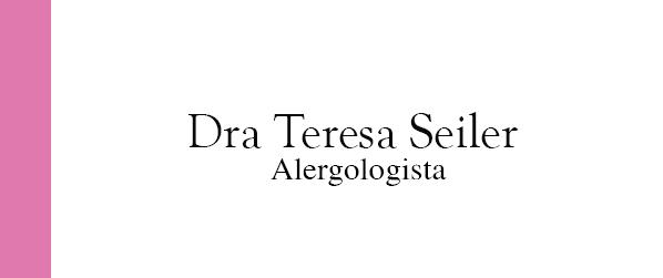 Dra Teresa Seiler Alergologista no Jardim Botânico