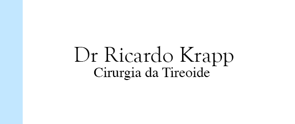 Dr Ricardo Krapp Cirurgia da Tireoide no Rio de Janeiro
