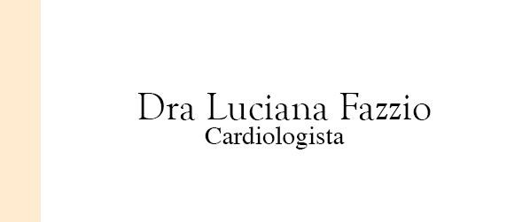 Dra Luciana Fazzio Cardiologista no Recreio