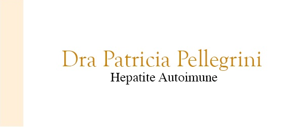 Dra Patricia Pellegrini Hepatite autoimune no Rio de Janeiro