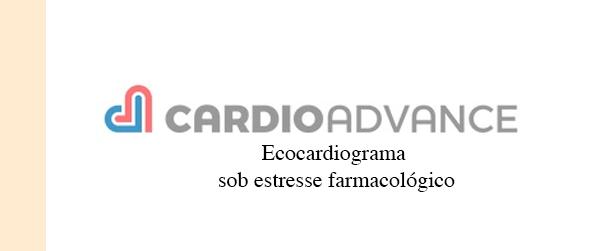 CardioAdvance Ecocardiograma sob estresse farmacológico em Brasília