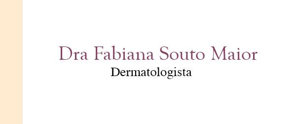 Dra Fabiana Souto Maior Dermatologista na Barra da Tijuca