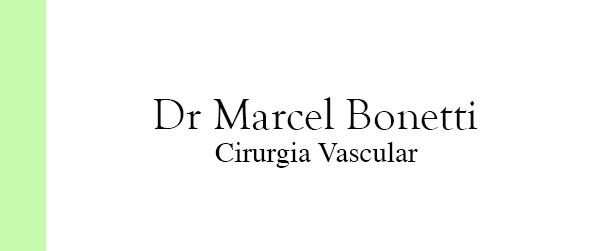 Dr Marcel Bonetti Cirurgia Vascular em Brasília