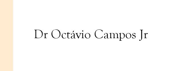 Dr Octávio Campos Jr Pé plano na Barra da Tijuca