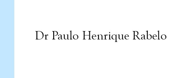 Dr Paulo Henrique Rabelo Cirurgia Robótica em Campo Grande
