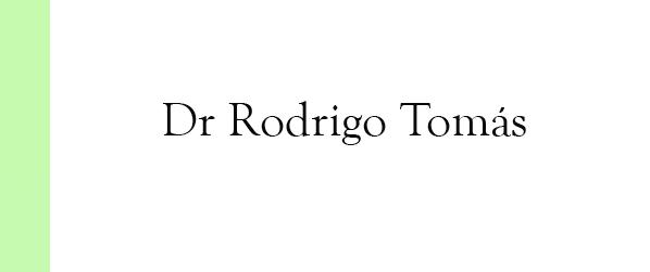 Dr Rodrigo Tomás MD Codes em Brasília