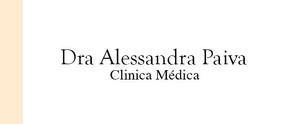 Dra Alessandra Paiva Clínica Médica na Barra da Tijuca