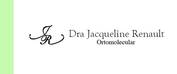 Dra Jacqueline Renault Ortomolecular no Rio de Janeiro