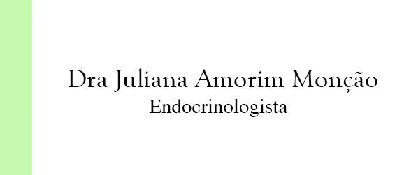 Dra Juliana Amorim Monção Endocrinologista na Asa Sul