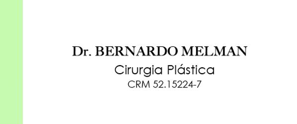 Dr Bernardo Melman Retirar tumor da pele no Rio de Janeiro