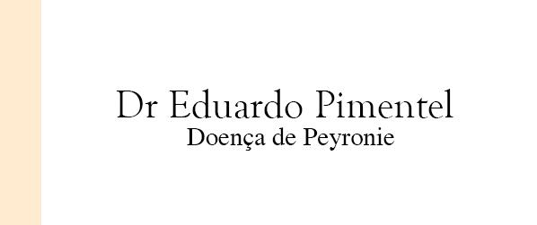 Dr Eduardo Pimentel Doença de Peyronie em Brasília