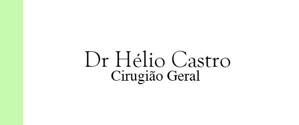 Dr Hélio Castro Cálculo de Vesícula Biliar na Barra da Tijuca