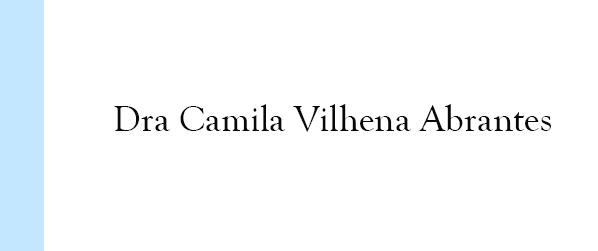 Dra Camila Vilhena Abrantes Ansiedade na Barra da Tijuca