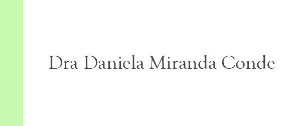 Dra Daniela Miranda Conde Fimose no Rio de Janeiro