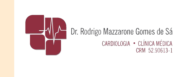 Dr Rodrigo Mazzarone Gomes de Sá Cardiologista na Tijuca