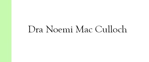 Dra Noemi Mac Culloch Prisão de ventre em Jacarepaguá