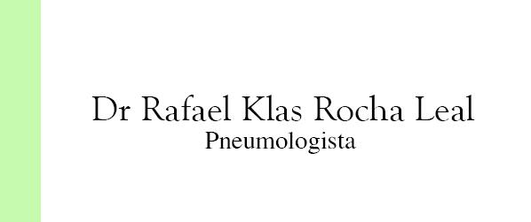 Dr Rafael Klas Rocha Leal Especialista em doenças pulmonares em Curitiba