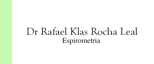 Dr Rafael Klas Rocha Leal Espirometria em Curitiba