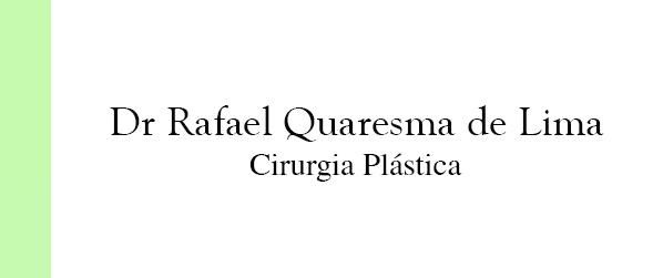 Dr Rafael Quaresma de Lima Cirurgia Plástica em Brasília