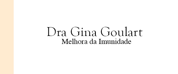 Dra Gina Goulart Melhora da Imunidade em Brasília